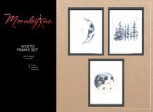Moonley inc. - Mystic Frame Set