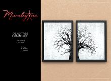 Moonley Inc. - Dead Tree Frame Set