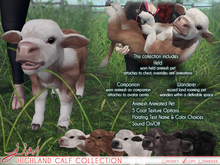 JIAN Highland Calf Collection