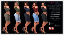 RADEX Mesh Moya All Colours Full Outfit