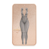 Cynful Denim Jumpsuit - Light Grey  Maitreya Lara (+ Petite), Slink Hourglass, Belleza Freya, Legacy (+ Perky)