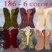 OSD 186 MAITREYA TOP - 6 COLORS