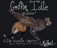 ~Mythril~ BirdEMart Griffin: Predator Idle