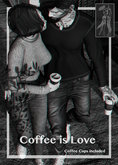 Gravity Poses - Coffee is Love
