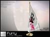 Furry flags * Conference flags Realistic flag waving menu driven scripted