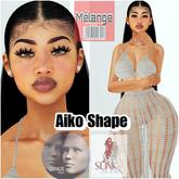 Melange- Aiko Shape