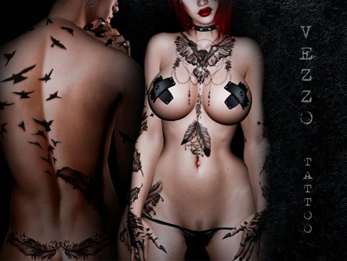 Vezzo Ink - Owl Dream