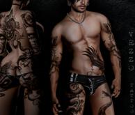 Vezzo Ink - Snakes Unisex