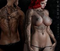 Vezzo Ink - Zara - Unisex tattoo