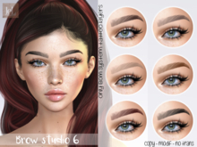 Special offer!! - . OH! - Brow Studio 6 - Naturals pack