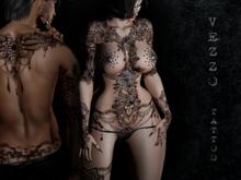 Vezzo Ink - Brianna Blue