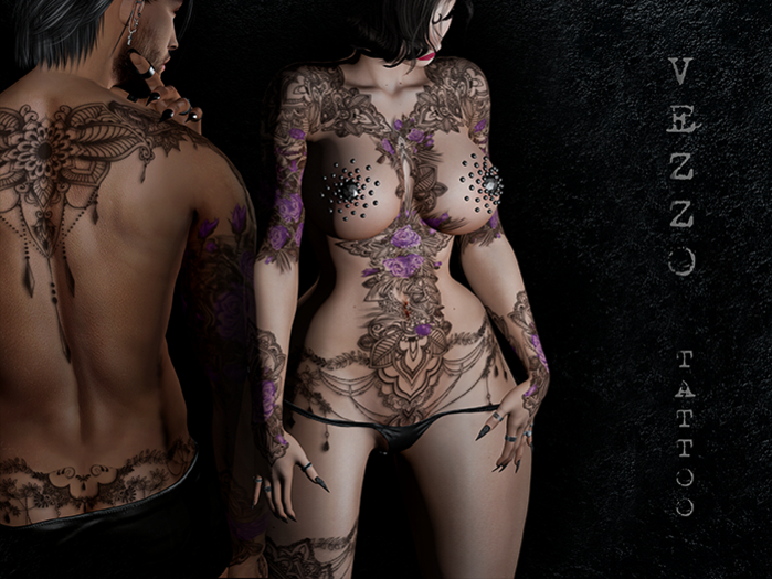 Vezzo Ink - Brianna Purple