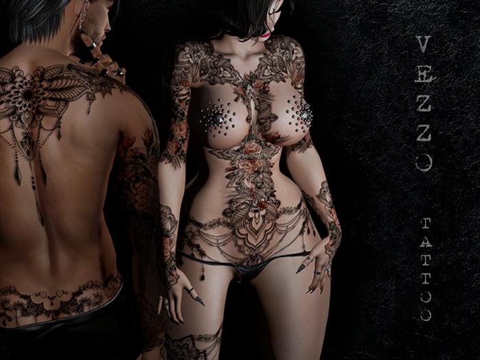 Vezzo Ink - Brianna Red