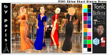 Chloe Short Sleeve Dress - Maitreya Tonic Slink Belleza Alice Legacy