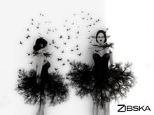 Zibska [Promo] ~ Abadon Deux Dress