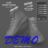 -[d9]- Kurt Sport Shoes Demo Fatpack