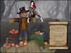Boudoir Halloween-Halloween Scarecrow