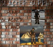 Punk Slacker Stand 1 - Boxed