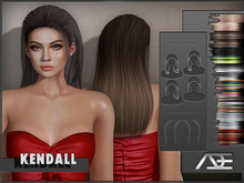 Ade - Kendall Hairstyle (FULL PACK)