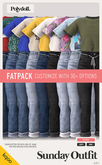 POLYDOLL / sunday outfit fatpack