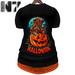 Nero   halloween shirt  orange