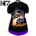 Nero - Halloween Shirt - Purple