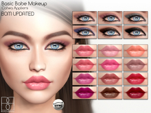 *Booty's Beauty* Catwa Makeup ~ Basic Babe ~ BOM Updated