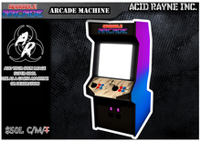<AR> Adorable Arcade - Arcade Machine