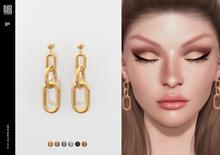 Beaumore 'Vivi' Earrings (Resizable) - FATPACK