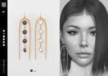 Beaumore 'Alaia' Earrings (Resizable) [Demo]