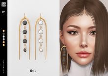 Beaumore 'Alaia' Earrings (Resizable) - FATPACK