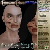 ~JJ~ Opera Lurker Makeup