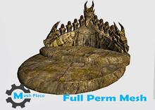 Mesh Place - Dragon Altar - Full Perm Mesh