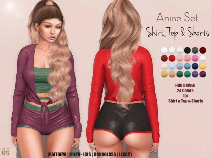 [hh] Anine Set