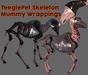 SNODE - TPet Skele Mummy Wraps