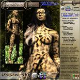 ~JJ~ Leopard Print Skin