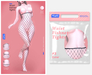 MIWAS / Waist #3 Low Fishnet tights