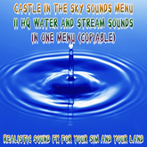 # Sounds Water & Stream FULL PERM