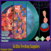 [MC]  BRDMRT Griffin Feeding Supplies [wear to unpack]