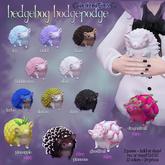 darkendStare. hedgehog hodgepodge - Hans [stand]