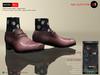 A&D Clothing - Shoes -Beli- Burgundy