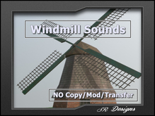 Windmill Sounds