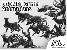 BRDMRT Griffin Animations