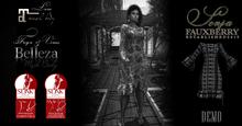 ::FAUXBERRY:: SONJA Silk Dress DEMO