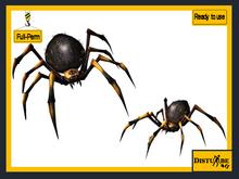 ::DisturbeD:: Spider - FULL PERM MESH