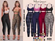[hh] Millicent Jumpsuit Set