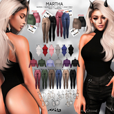 OSMIA - Martha.Gacha.Bodysuit - Perky - Black
