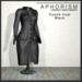 !APHORISM! - Trench Coat Black