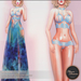 .:FlowerDreams:. Roxane Lingerie Set Blue