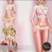.:FlowerDreams:. Roxane Lingerie Set White